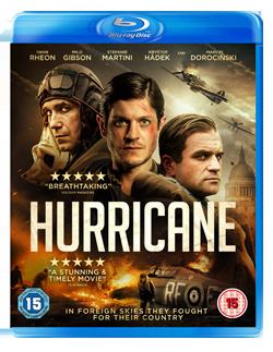 Hurricane on DVD and Blu-Ray Disc