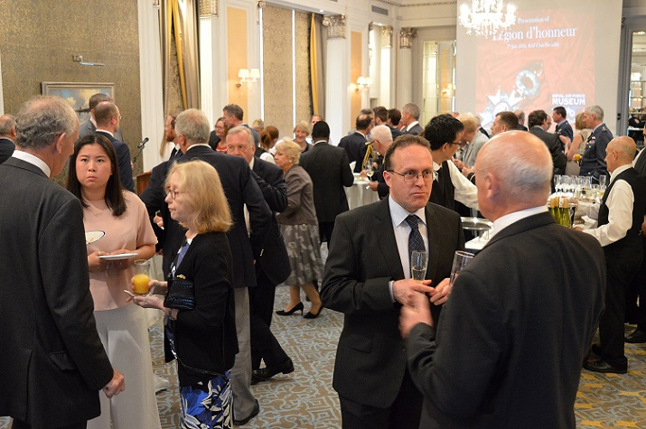 Drinks reception hosted by the RAF Museum American Foundation