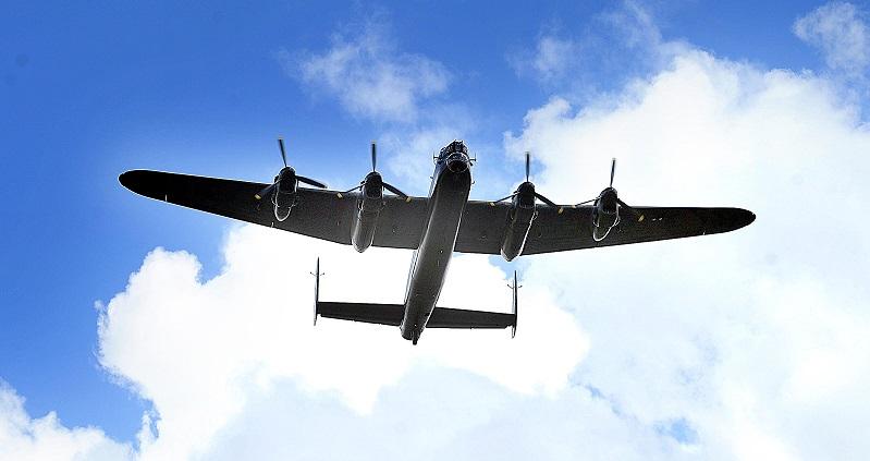 Battle of Britain Memorial Flight Lancaster