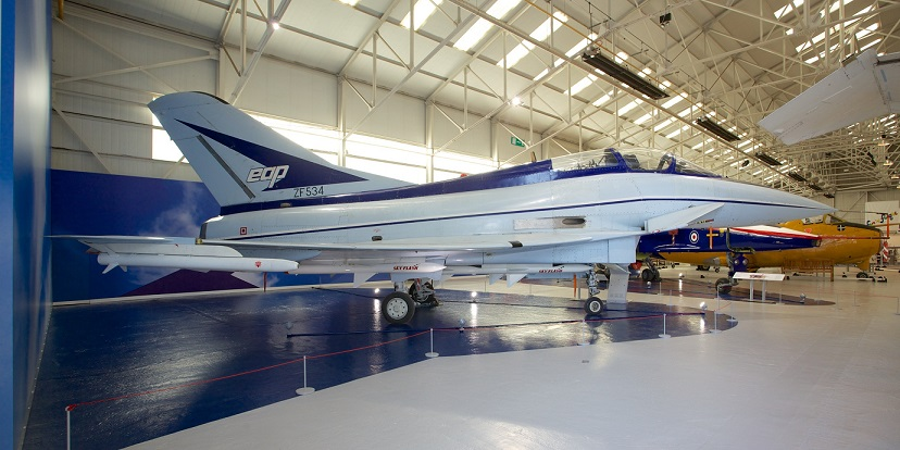 British Aerospace Experimental Aircraft Programme (EAP)