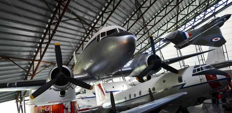 Dakota in National Cold War Exhibition