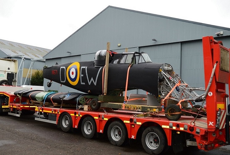Boulton Paul Defiant Mk 1