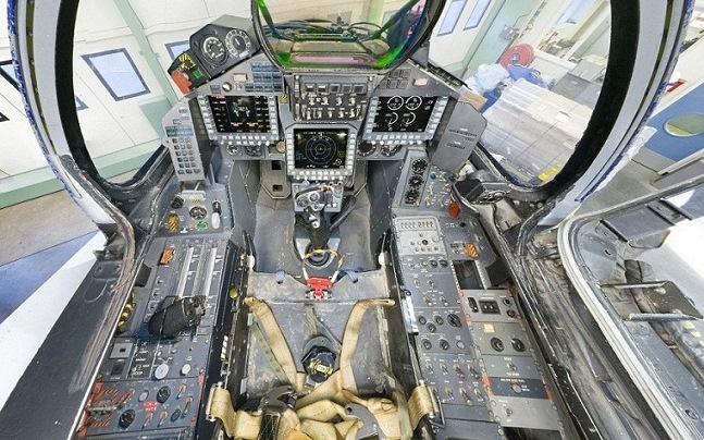 EAP Cockpit