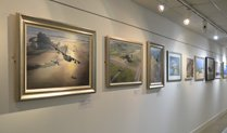 Guild of Aviation Artists Exhibition