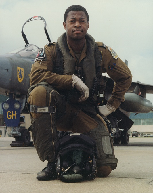 Flight Lieutenant Trevor Edwards 1992