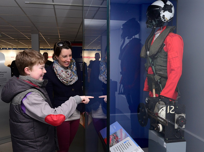 NEW display commemorates 100 years of the RAF