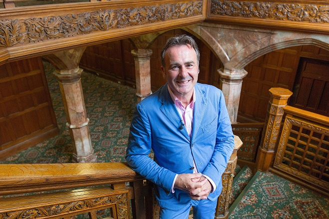 Flog It! Presenter, Paul Martin