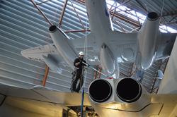 Victor at Cosford