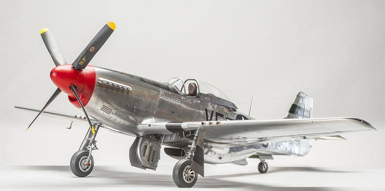 Unique Mustang model now on display