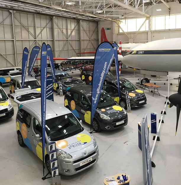 Hangar 1 Product Launch