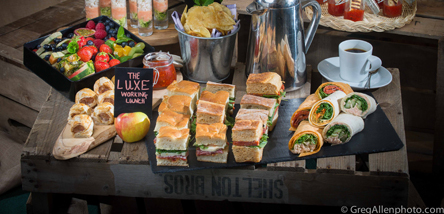 Catering by Kudos