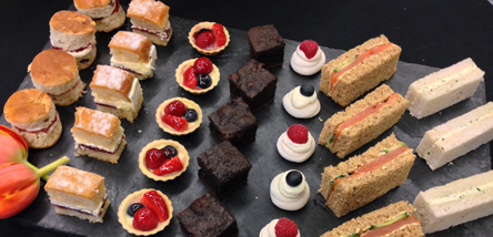 Cosford Canapes