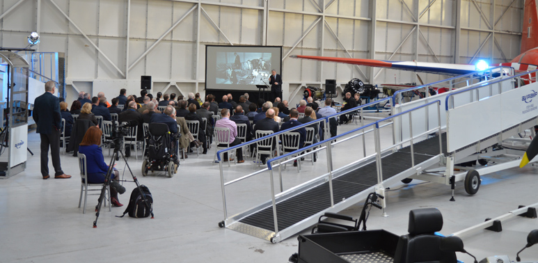 Cosford Innovative Product launch