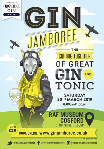 Gin Jamboree Cosford