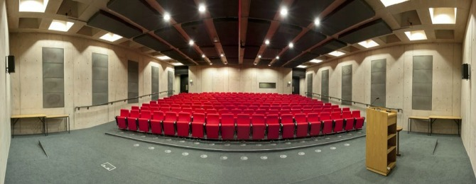 National Cold War Exhibition Lecture Theatre