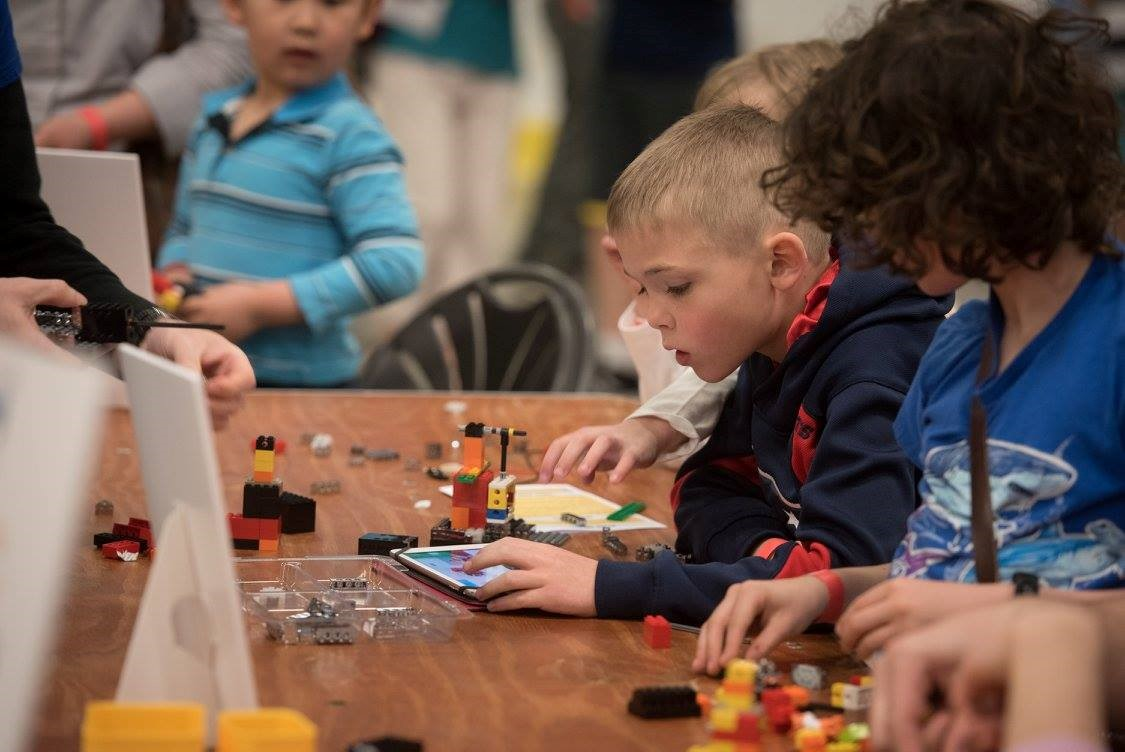 Bring LEGO®* Creations to life with BRIXO at a free family event!