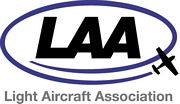 Light Aircraft Association Logo