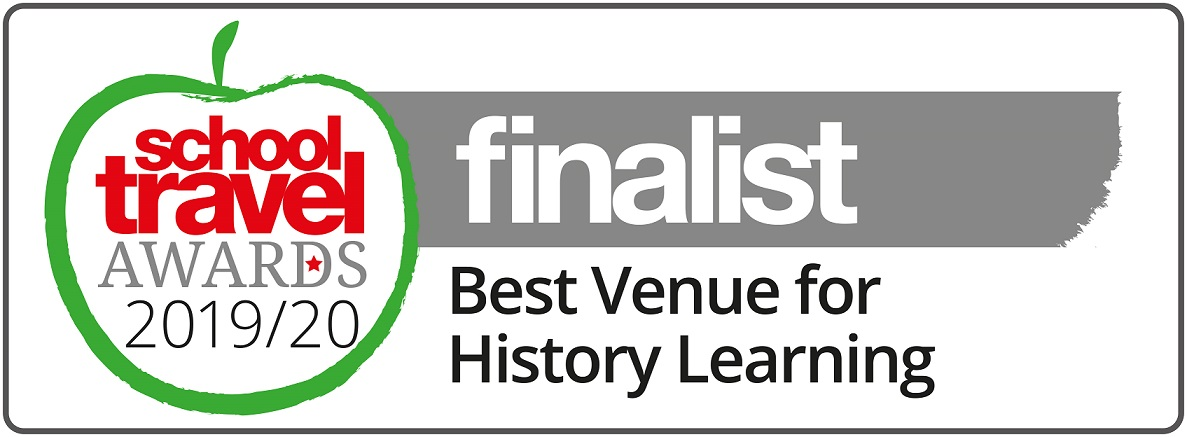 School Travel Awards Best Venue for History Learning Finalist
