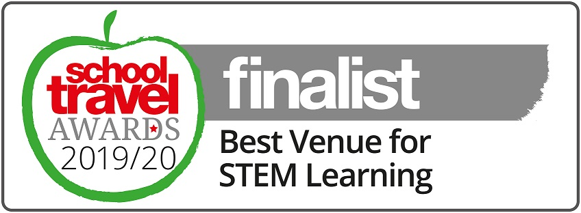 School Travel Awards Best Venue for STEM Learning Finalist