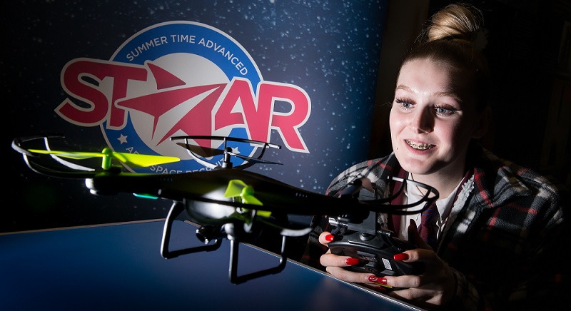 Shooting STAARs: Aerospace STEM summer camp launches for young adults