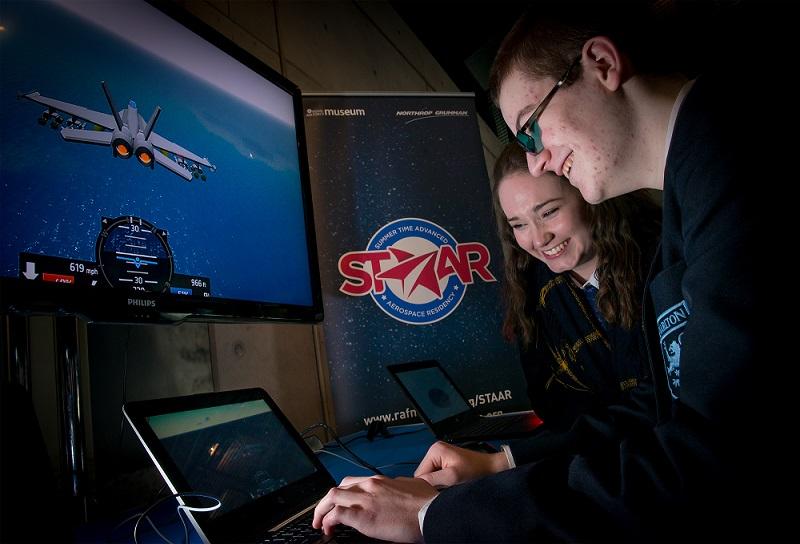 STAAR Simple Planes Activity