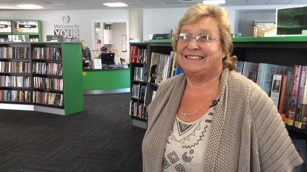 County Councillor Gill Heath