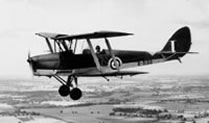 De Havilland photograph