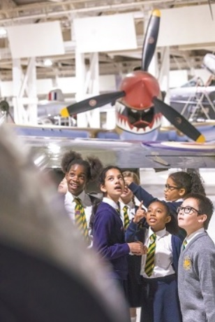 RAF Museum London School Visit