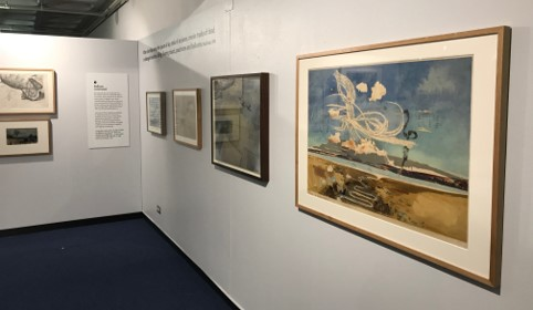 In Fire and Air will be on display in our Art Gallery from 12 September.