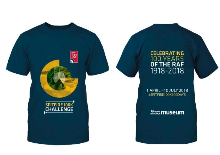 Spitfire 100K Challenge T-Shirt