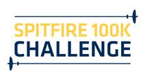 The Spitfire 100K Challenge logo