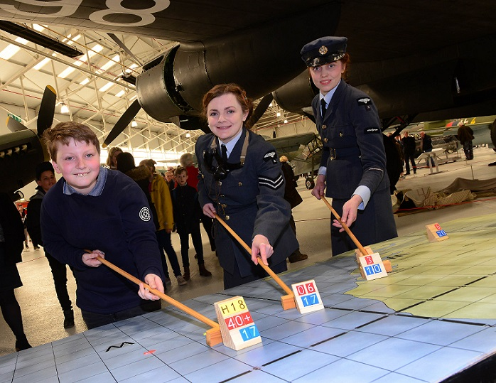 Nostalgic family fun planned for Armed Forces Weekend
