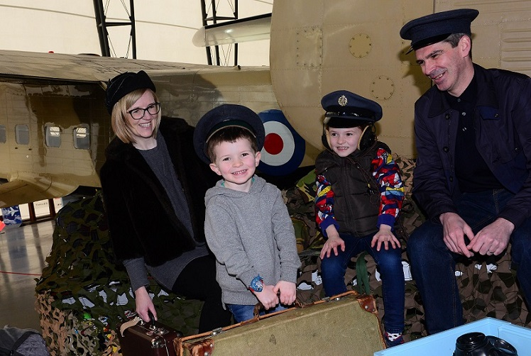 Flight themed family fun planned for half term