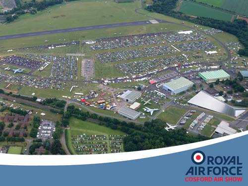 Cosford Air Show credit Peter Reoch