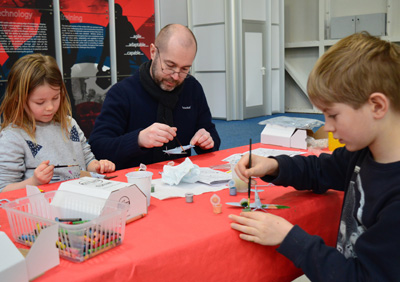 Airfix Make and Take Cosford