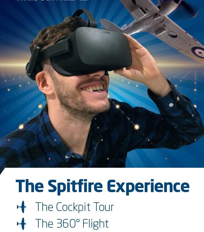Spitfire Virtual Reality Experience