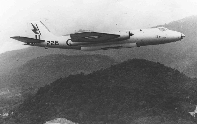 RAAF English Electric Canberra B.20, n.d.