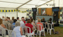 Cosford Cooking Demo