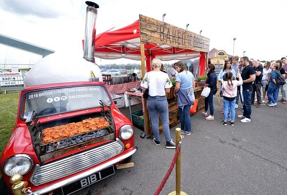 Cosford Food Festival Street Food