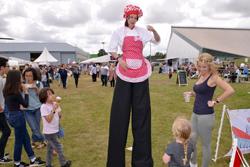 Circus Skills at Cosford