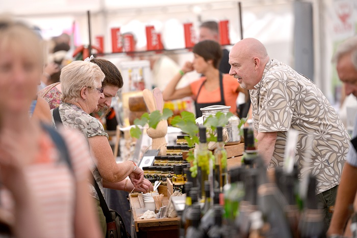 Cosford Food Festival Exhibitors