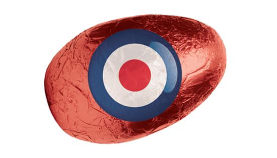 RAF Easter Egg