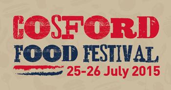 Cosford Food Festival Logo 2015