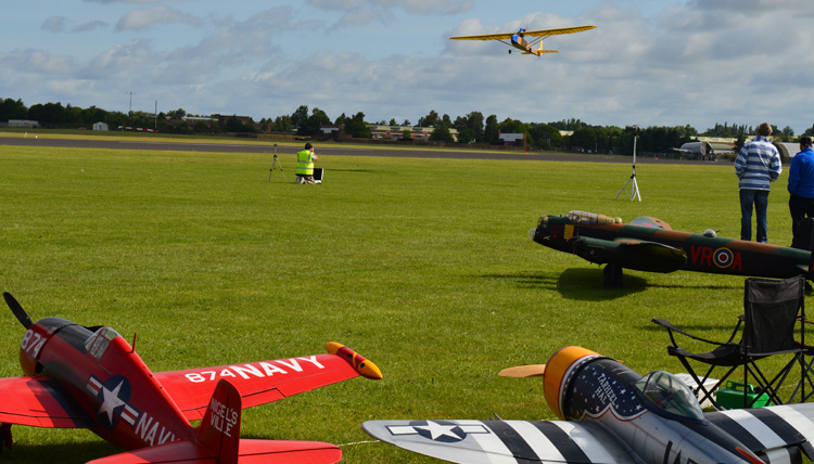 Large Model Air Show returns to Cosford next month