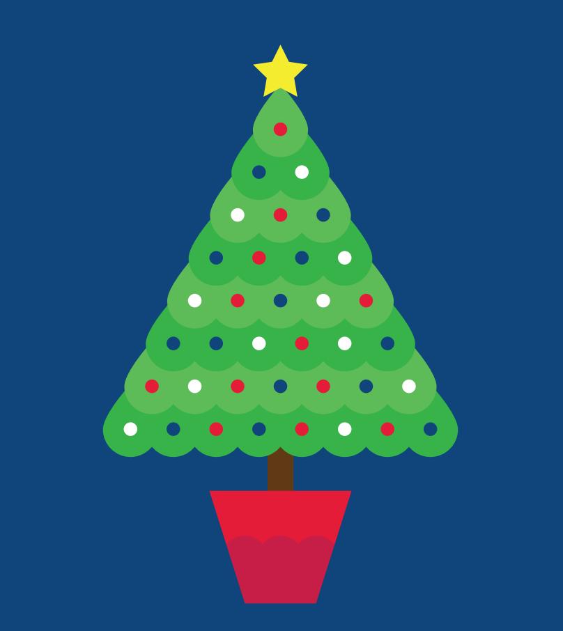 RAF Museum Christmas Tree