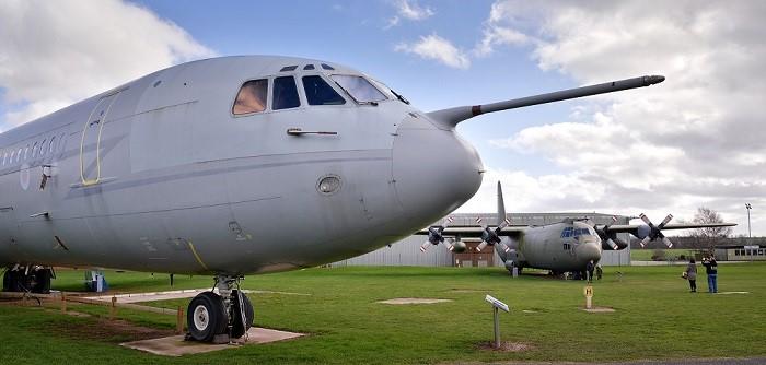 VC10 and Hercules