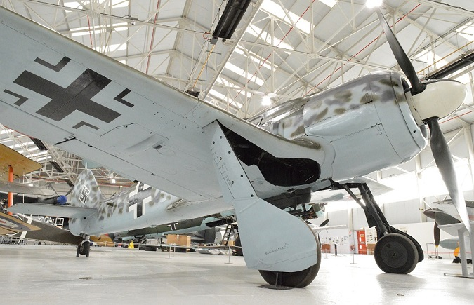 Focke Wulf FW190A-8/R6,