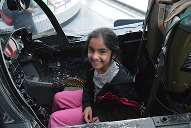 Take-off to Cosford this half term!