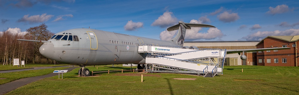 Vickers VC10 at RAF Museum Cosford