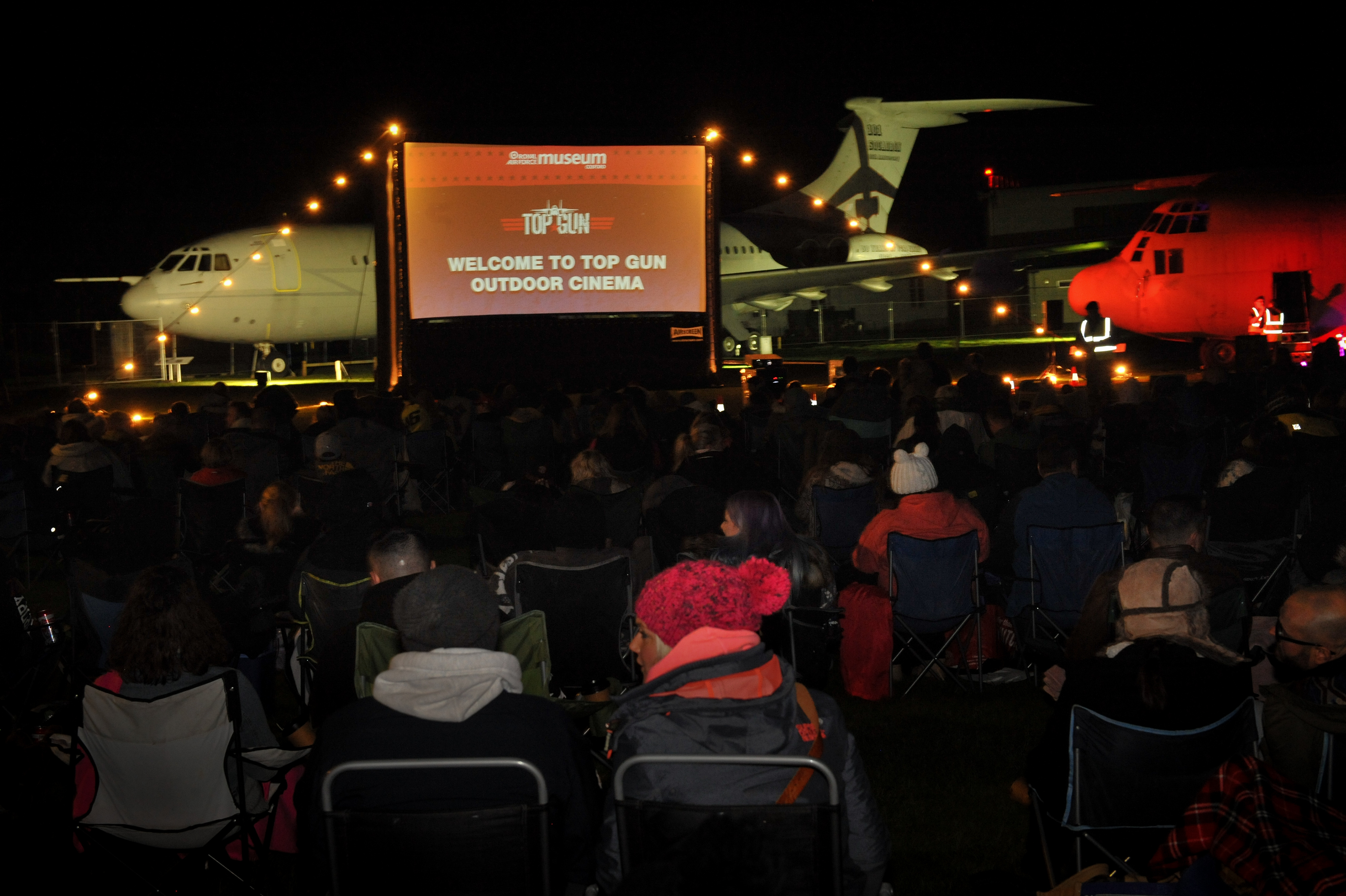 Top Gun - Outdoor Cinema Screening